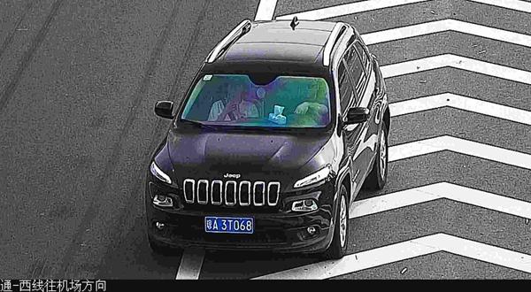 海南交警曝光一批環島高速交通違法車輛(19日發布)